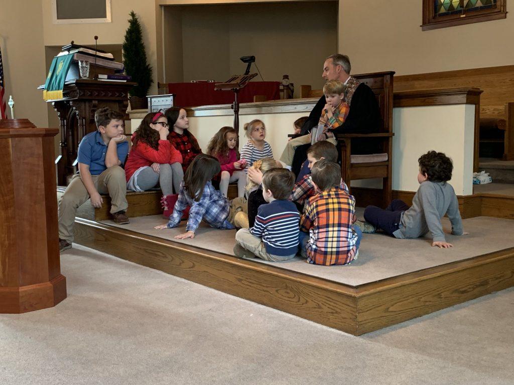 Children;s sermon
